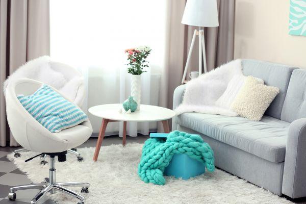 Πώς θα κάνετε το σαλόνι σας να φαίνεται μεγαλύτερο; | imommy.gr