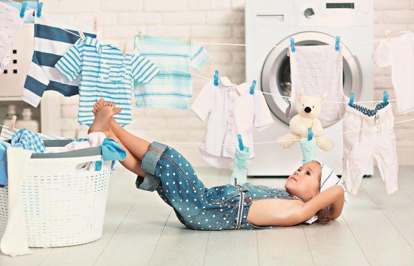 Καινούργια ρούχα: Τι να κάνετε προτού τα βάλουν τα παιδιά | imommy.gr
