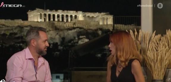 «Πάμε Δανάη!» : Τι αποκάλυψε η Μυρτώ Αλικάκη για την «Αναστασία» | imommy.gr
