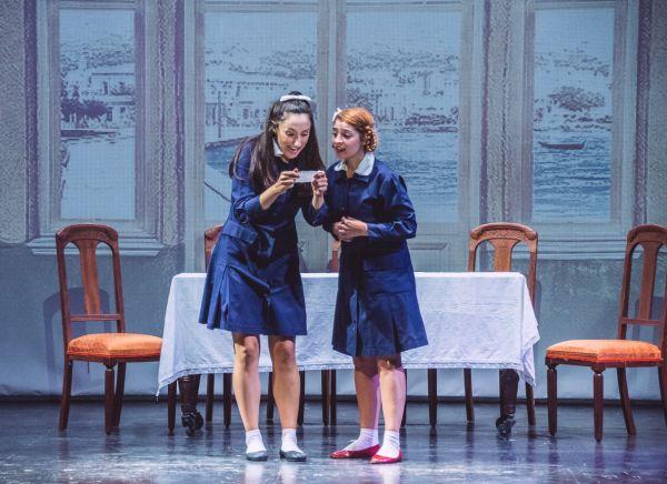 «Το Καπλάνι της Βιτρίνας» στο θέατρο Τζένη Καρέζη   imommy.gr
