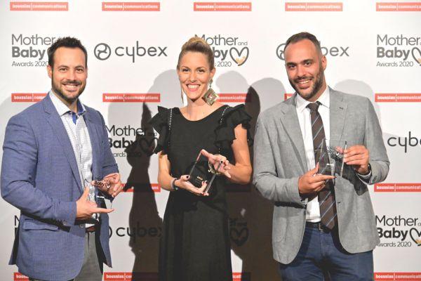 Τριπλή βράβευση για τη Mustela® στα Mother & Baby Awards 2020 | imommy.gr