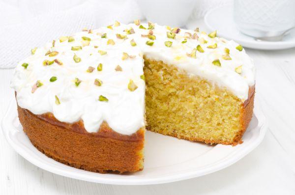 Αφράτο κέικ γιαουρτιού   imommy.gr