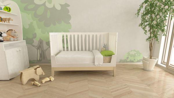 Το πράσινο είναι η νέα τάση στο βρεφικό δωμάτιο | imommy.gr