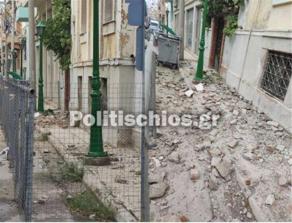 Χίος: Σε κατάσταση έκτακτης ανάγκης λόγω εκτεταμένων ζημιών από τον σεισμό | imommy.gr