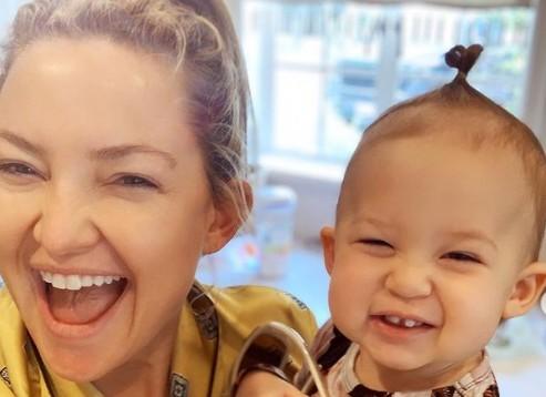 Η Κέιτ Χάντσον δηλώνει «αυστηρή μαμά» | imommy.gr