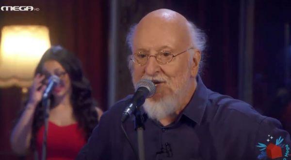 «ΣΠΙΤΙ ΜΕ ΤΟMEGA» με τον Διονύση Σαββόπουλο – Δείτε πρώτοι μουσικό απόσπασμα από την εκπομπή | imommy.gr
