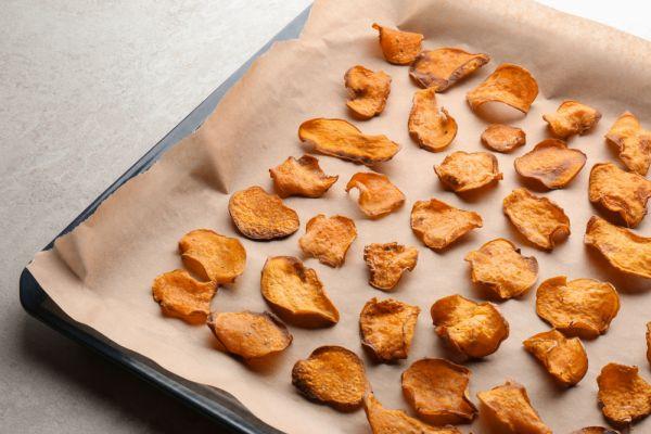 Τσιπς κολοκύθας: Θα γίνουν το αγαπημένο σνακ του παιδιού | imommy.gr