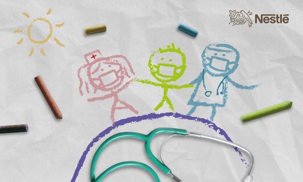 Nestlé Ελλάς: Δωρεά 6 ΜΕΘ στο Νοσοκομείο Παίδων «Η Αγία Σοφία» | imommy.gr