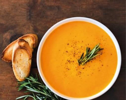 Καροτόσουπα με πορτοκάλι | imommy.gr