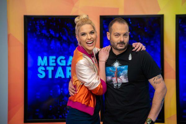 «MEGA STAR» με τη Μαντώ Γαστεράτου και τον Αντώνη Δημητριάδη – Σάββατο και Κυριακή στις 17:40 στο MEGA | imommy.gr