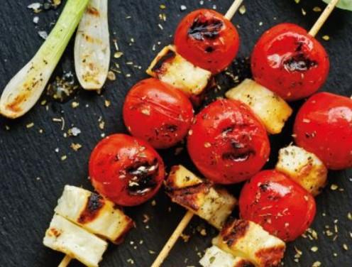 Λαχανικά σε σουβλάκι   imommy.gr