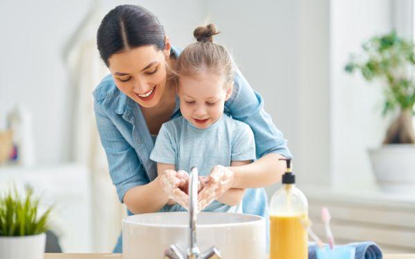 «Διδάσκουμε» κανόνες υγιεινής | imommy.gr