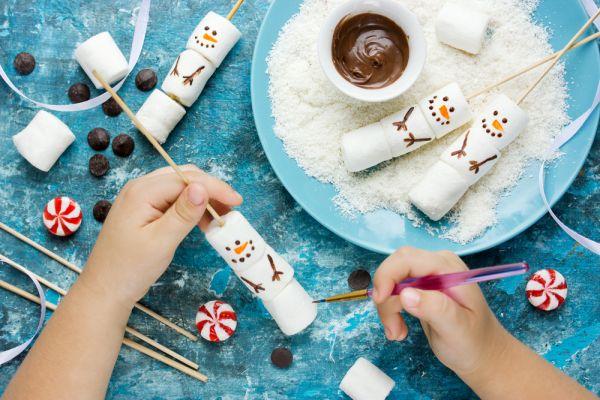 Πανεύκολες χριστουγεννιάτικες συνταγές για παιδιά [βίντεο] | imommy.gr
