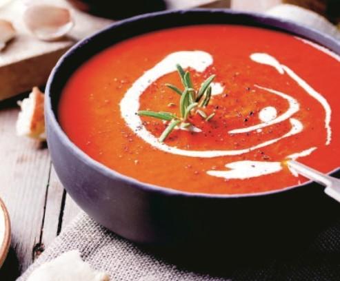 Σούπα με πιπεριές και καπνιστή πάπρικα | imommy.gr