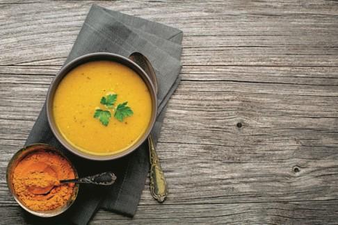 Σούπα με κουρκουμά για τα παιδιά | imommy.gr
