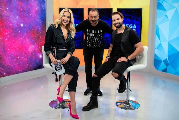 Ο Ηλίας Βρεττός το Σάββατο στο «MEGA STAR» με τη Μαντώ Γαστεράτου και τον Αντώνη Δημητριάδη   imommy.gr