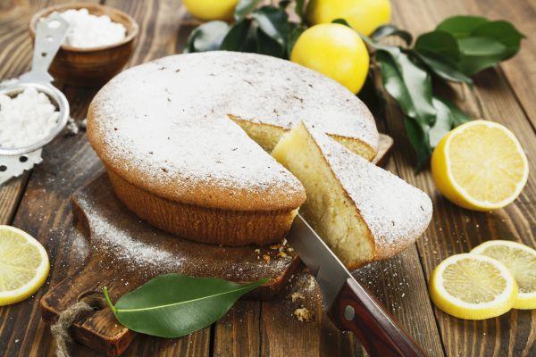 Κέικ λεμόνι που θα λατρέψουν τα παιδιά | imommy.gr