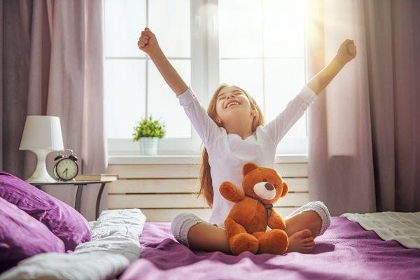 Παιδί: Πώς θα ξυπνήσει εγκαίρως για το σχολείο   imommy.gr