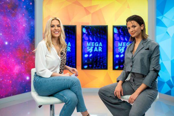 «MEGA STAR» : Η Μαντώ και ο Αντώνης υποδέχονται την Κατερίνα Λιόλιου | imommy.gr