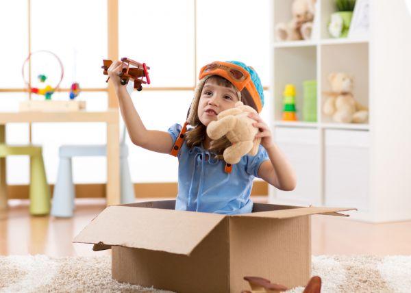 Τι μαθαίνει το παιδί μέσα από το παιχνίδι; | imommy.gr