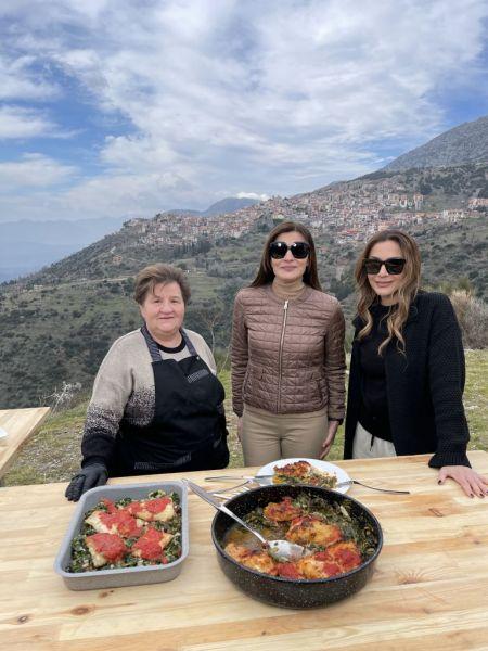 MEGA: Δέσποινα Βανδή και Μαρία Ναυπλιώτου στο «My Greece»   imommy.gr
