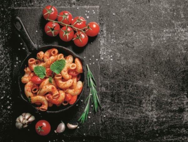 Ριγκατόνι με κόκκινη σάλτσα   imommy.gr