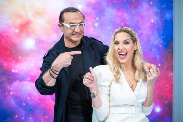 Το «MEGA STAR» υποδέχεται τον μοναδικό Λευτέρη Πανταζή | imommy.gr