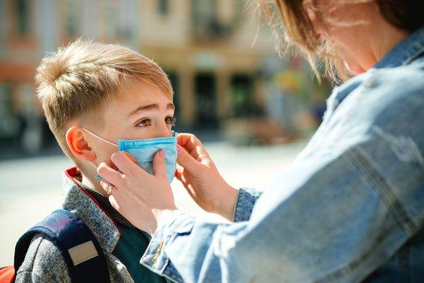 Η μάσκα δεν προστατεύει πλήρως από τον κοροναϊό | imommy.gr