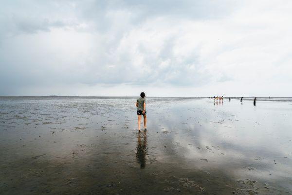 Άμπωτη: Πώς εξηγούν οι ειδικοί την χαμηλή στάθμη της θάλασσας | imommy.gr