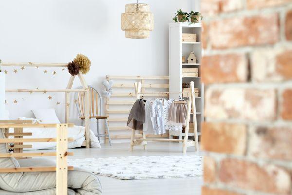 Rustic τάση και στο παιδικό δωμάτιο   imommy.gr