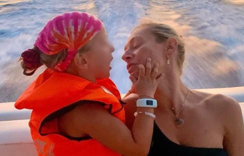 Ζέτα Δούκα: Η τρυφερή δημοσίευση για τα γενέθλια της κορούλας της | imommy.gr