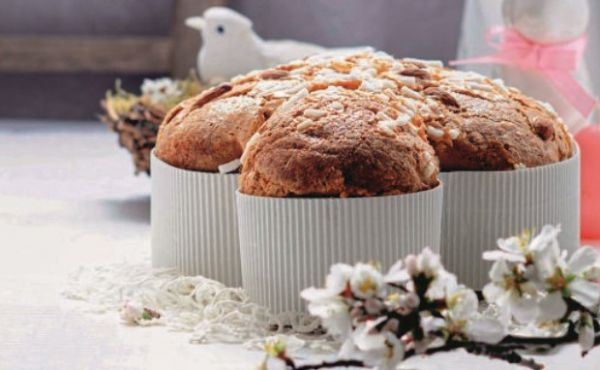 Colomba: Ιταλικό πασχαλινό γλυκό ψωμί | imommy.gr