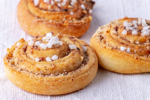Kanelbullar: Απολαυστικά σουηδικά γλυκίσματα   imommy.gr