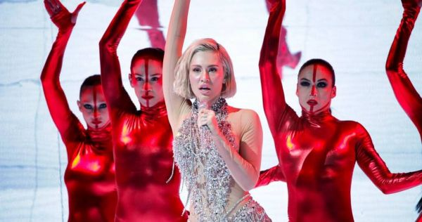 Eurovision: «Φωτιά» έβαλε η Έλενα Τσαγκρινού με το «El Diablo» | imommy.gr