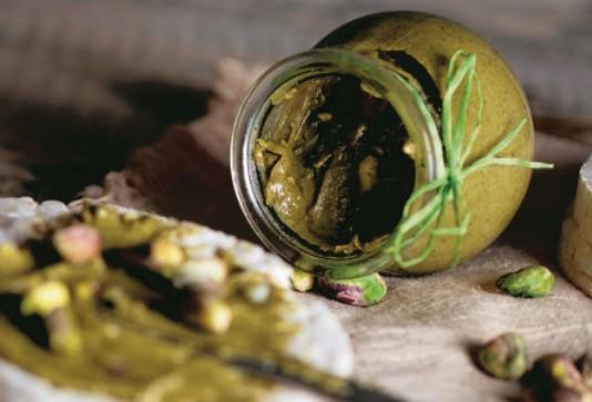 Λαχταριστό φυστικοβούτυρο από φιστίκια Αιγίνης | imommy.gr