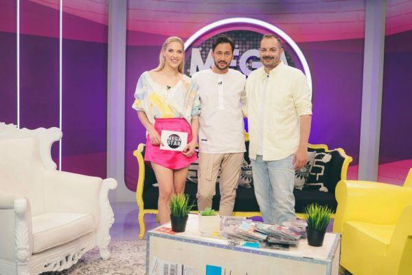 «MEGA STAR» με καλεσμένο τον Πάνο Καλίδη – Το Σάββατο στις 12:00 στο MEGA | imommy.gr