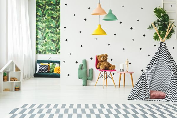 Boho και στο παιδικό δωμάτιο | imommy.gr