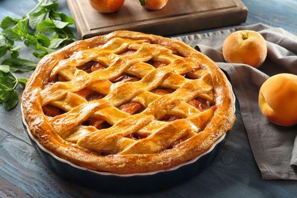 Γλυκιά πίτα με ροδάκινα | imommy.gr