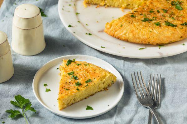 Φριτάτα ζυμαρικών με τυριά | imommy.gr
