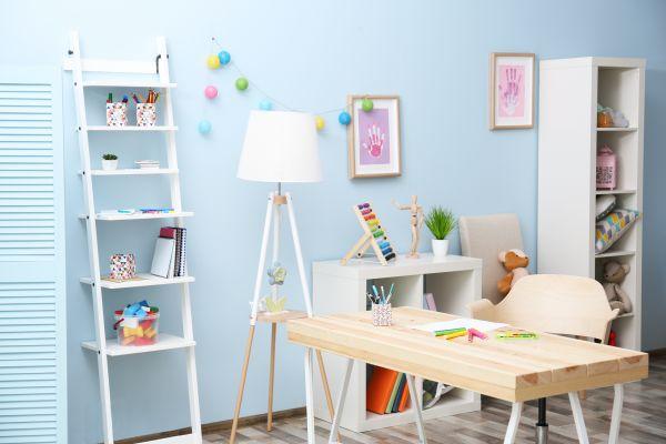 Παιδικό: Μπλε δωμάτιο γεμάτο χρώμα | imommy.gr