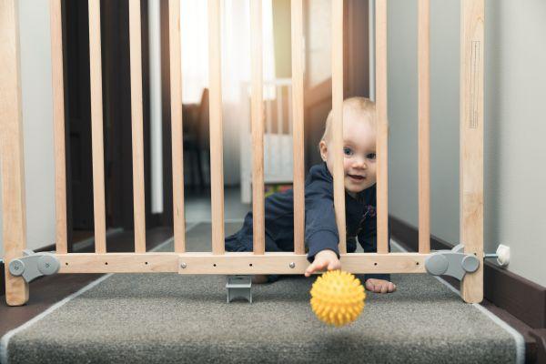 Εσωτερική σκάλα; Έτσι θα είναι ασφαλής για το μωρό | imommy.gr