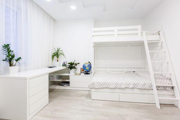 Παιδικό δωμάτιο για αδέρφια   imommy.gr