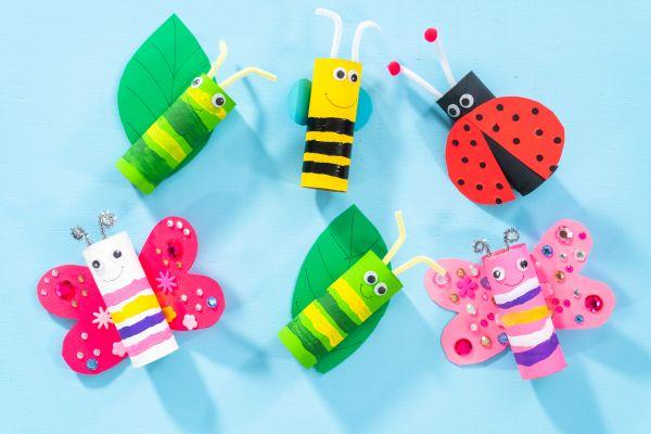 Χειροτεχνίες: Φτιάξτε ζωάκια από χαρτί (βίντεο) | imommy.gr