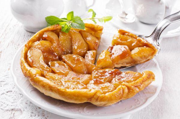 Tάρτα τατέν με μήλα   imommy.gr