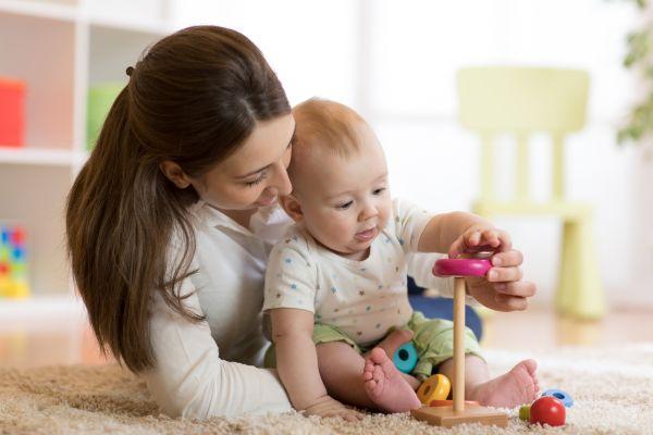 Ενισχύστε τις κινητικές δεξιότητες του μωρού μέσω του παιχνιδιού | imommy.gr