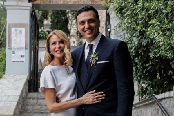 Βασίλης Κικίλιας – Τζένη Μπαλατσινού: Όσα ξέρουμε για την βάφτιση του γιου τους | imommy.gr
