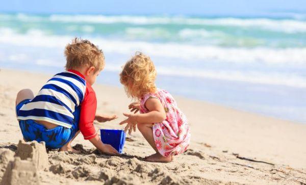 Έτσι δεν θα κινδυνέψει το παιδί στην παραλία | imommy.gr