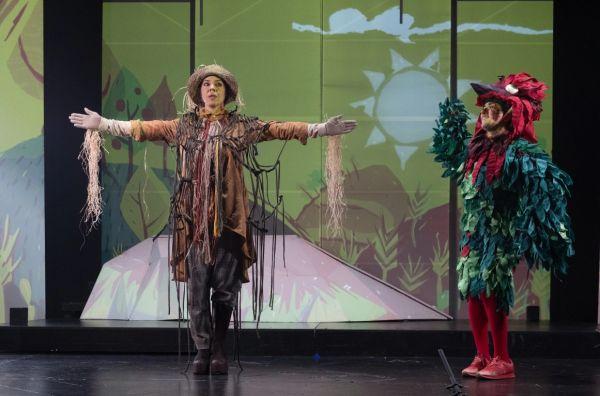 «Το όνειρο του σκιάχτρου» του Ευγένιου Τριβιζά στο Θέατρο Τεχνόπολις   imommy.gr