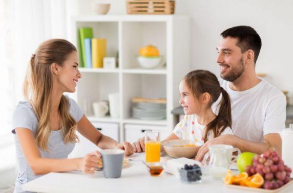 Ισορροπημένη διατροφή για όλη την οικογένεια   imommy.gr