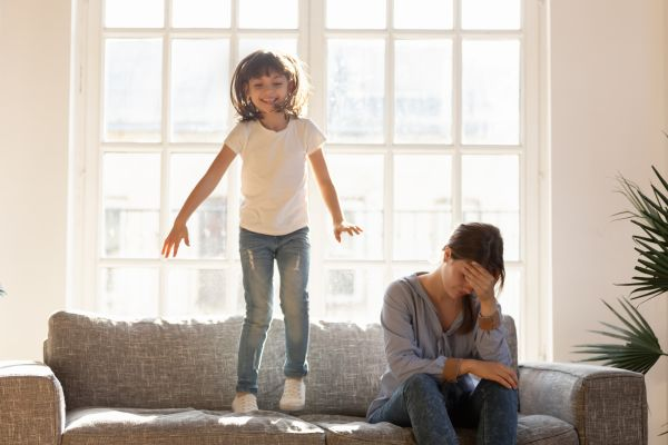 Ανατροφή παιδιών: Όταν το «σταμάτα» σημαίνει όντως «σταμάτα» | imommy.gr